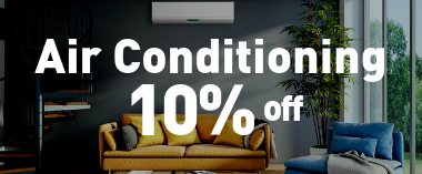 10% Off Air Conditioning