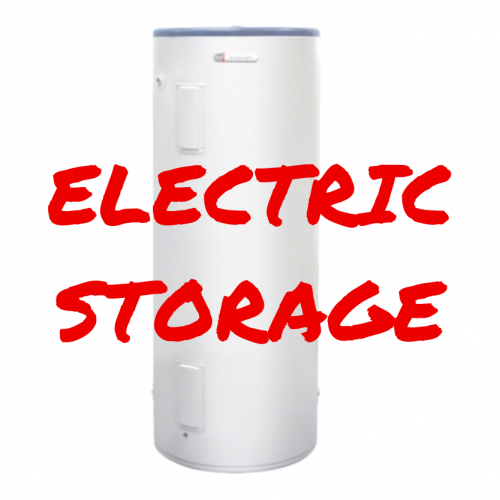 Electric Storage Hot Water